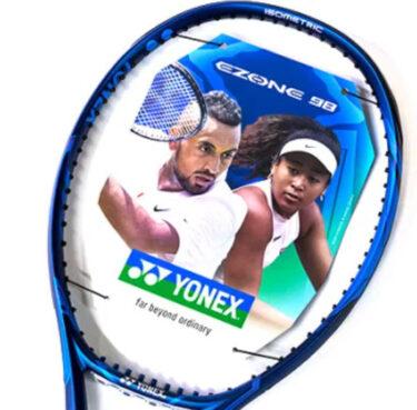 テニスラケットezone98と100を比較してみた!