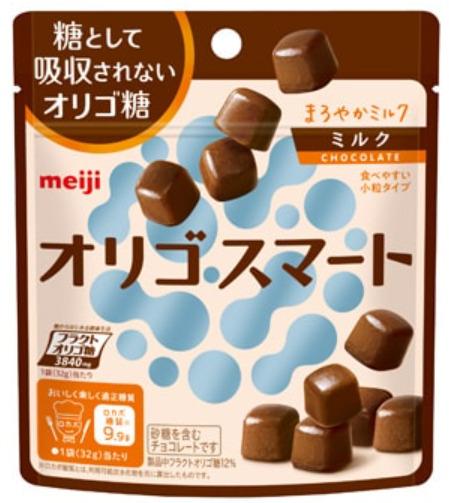 オリゴ糖チョコ(オリゴスマート)