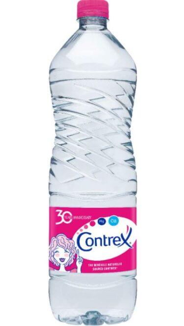 コントレックスは体に悪い?腎臓に負担がかかる?日本人は軟水を選んだ方が安全